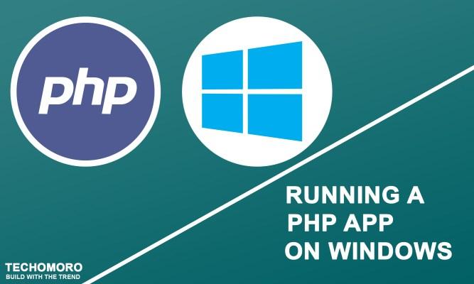 php-windows10