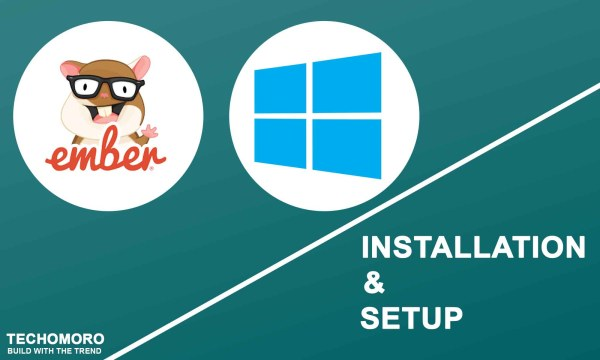 How to Install and Set Up Ember.js 3.10.0 on Windows 10