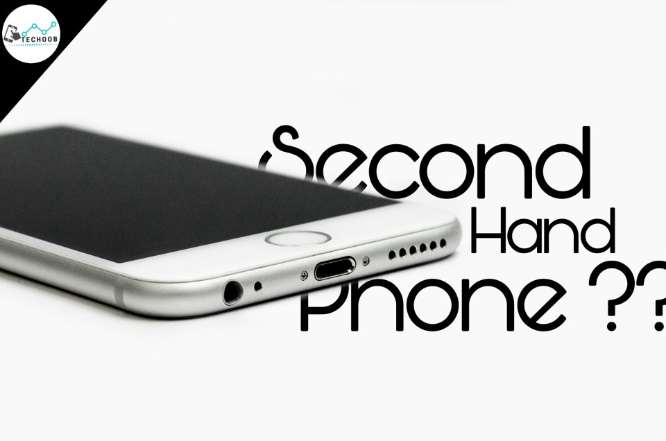should I buy a second-hand smartphone