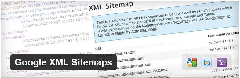 image: Google XML sitemap top wordpress plugin that save your time