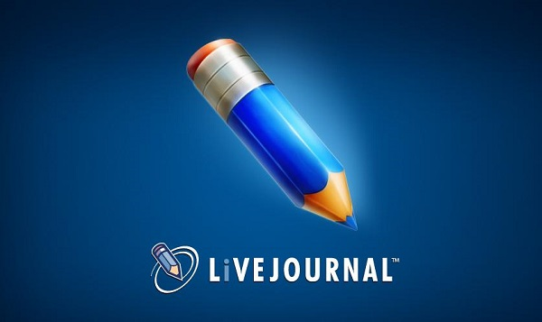 image: LiveJournal best blog site to create a free blogs