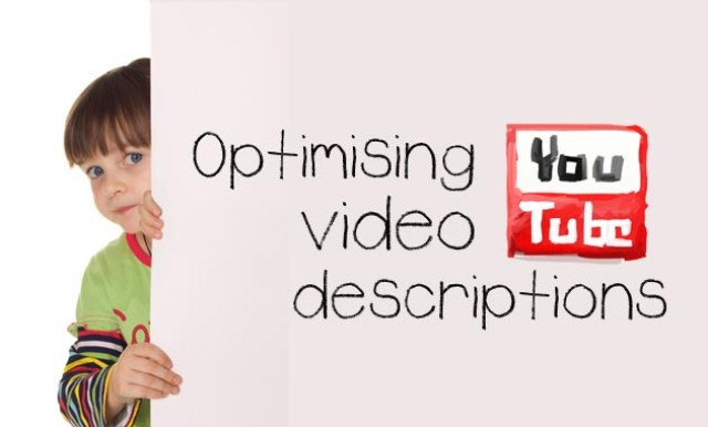 image : optimizing video description in youtube for higher ranking and more subscribers