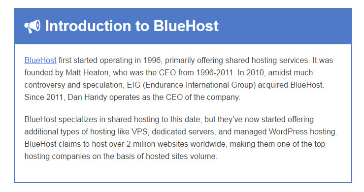 BlueHost Review - Best Hosting For WordPress Blogging
