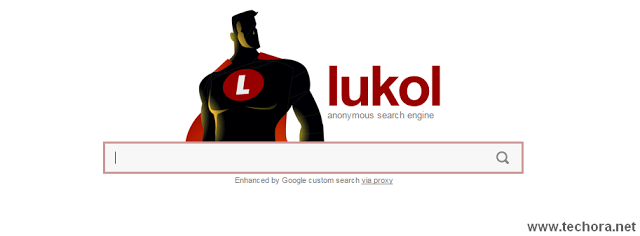 Lukol top private and anonymous search engine