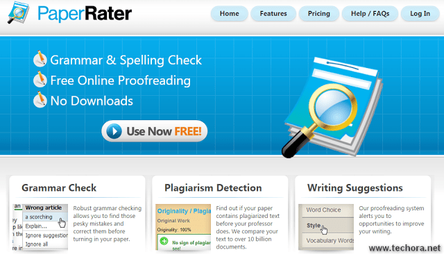 Paperrator free online plagiarism checker tools