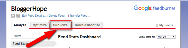How To Add Feedburner Recent Posts Widget To Your Blog
