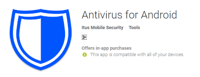 free download antivirus for android phone app