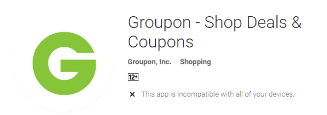 groupon free and best android app