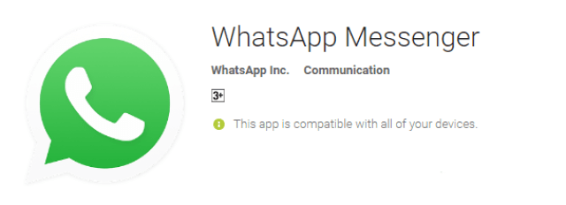 Whatsapp Messenger the cool android app