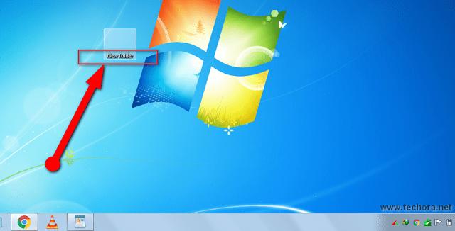 How To Create a Hidden Secret Folder in Window 7, 8, 10