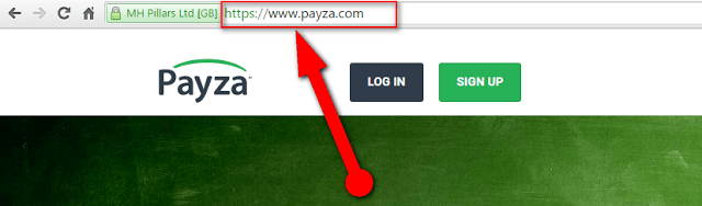 image of payza account official website toget free payza account