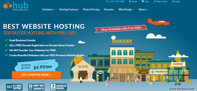 image of webhostinghub best web hosting company in the world