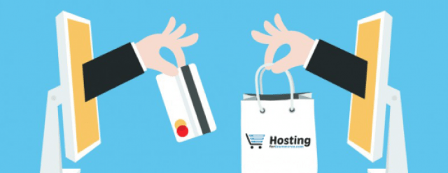 image of ecommerce features in best web hosting services