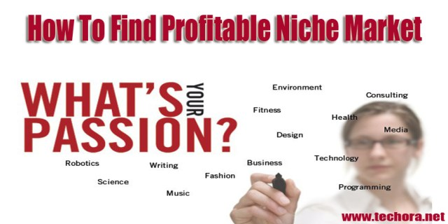 Image of How To Research Profitable Niche Market Idea For Your Blog