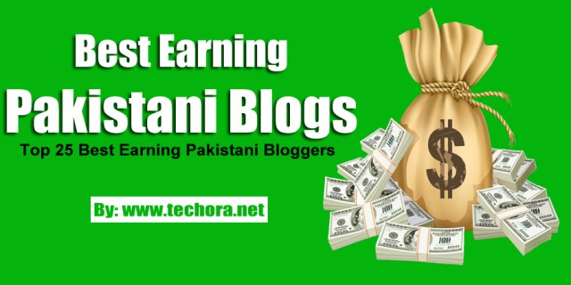 image about top pakistani bloggers that make money blogging from their blogs
