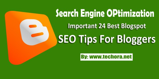 image of best search engine optimization blogspot tips for blogger blogs