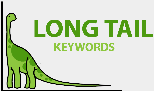 image about uses of long tail keywords in article for getting high ranking in search engine