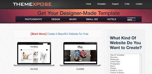 image about themeexpose best site to download free blogger templates