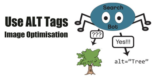 image : image optimisation tips to use ALT tags for better Google Ranking