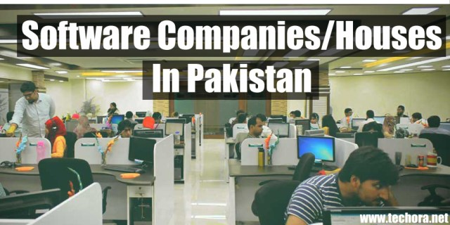image: 10 Top Software Companies/Houses in Pakistan