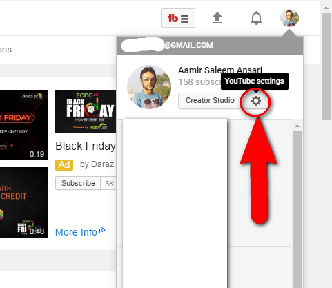 image :How to Verify Your YouTube Account / Channel