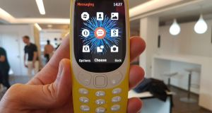 Nokia 3310 Specs Launched at MWC 2017 - Specs, Features, Price, Release Date