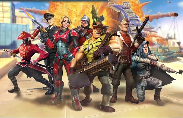 Blitz Brigade: Online FPS Fun
