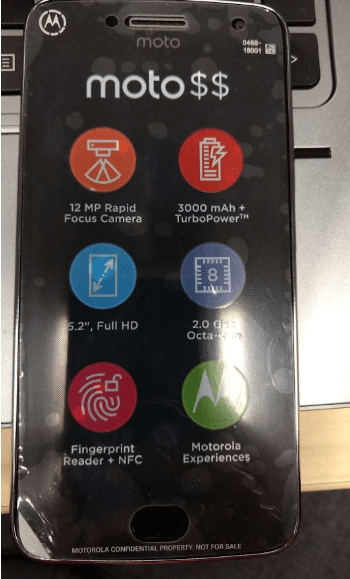 Motorola G5 Plus Features, Price Leaked Specs: Check Launch Details