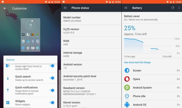 How to Install Hydrogen OS 3.0 On OnePlus 3/3T