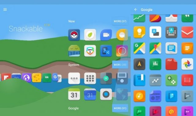 Best Icon Packs for Android