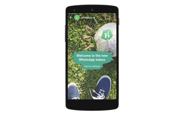 Disable WhatsApp Status Feature
