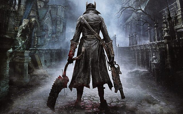 Bloodborne, Bloodborne PS4, Best PS4 games 2017