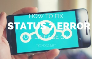 Status 7 Error Fix while Flashing LineageOS [How To]