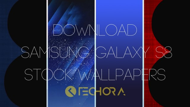 Download Leaked Samsung Galaxy S8 Stock Wallpapers