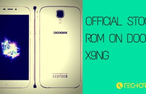 How To Download & Install Official Stock ROM On Doogee X9