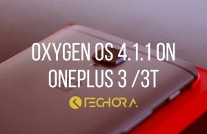 Oxygen OS 4.1.1 on OnePlus 3 and OnePlus 3T
