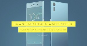 Download Sony Xperia XZ Premium and Xperia XZs Stock Wallpapers