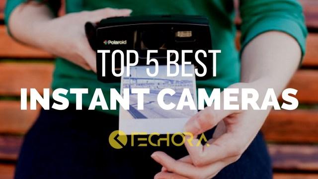 Top 5 Best Instant Cameras to Buy in 2017