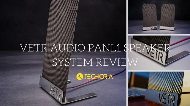 VETR Audio PANL1 Speaker System Review