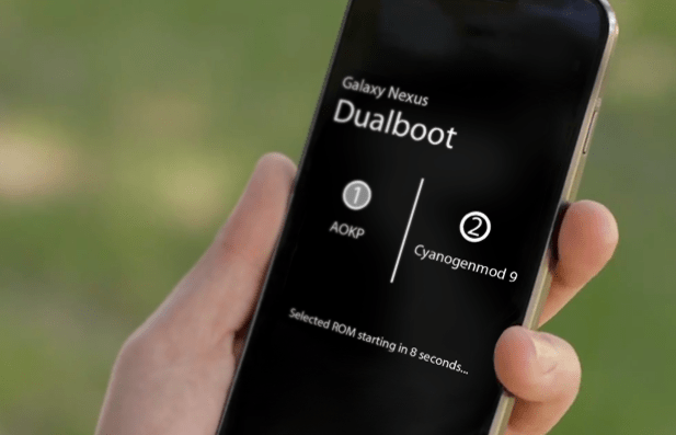 How to Install Dual Boot ROMs on Any Android Phone