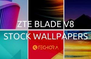 Download ZTE Blade V8 Stock Wallpapers [FHD]
