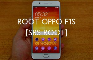 How To Root Oppo F1s Android Smartphone with SRS Root Tool