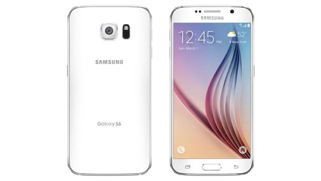 Download G920AUCU5EQB8 Nougat OTA For Samsung Galaxy S6