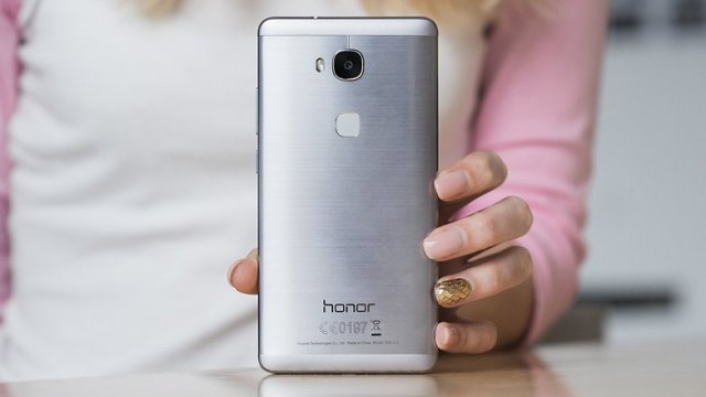 Official Resurrection Remix on Huawei Honor 5X
