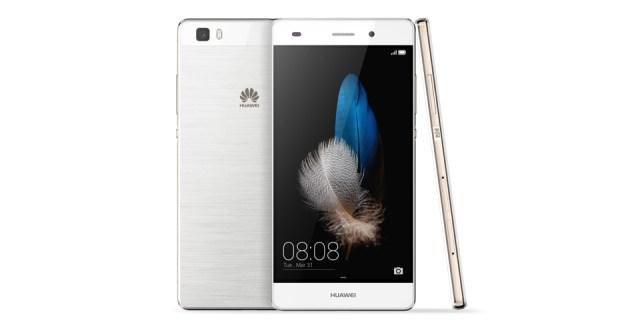 Huawei P8 Lite B596 Marshmallow Update