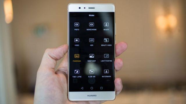Huawei P9 B383 Nougat Update