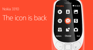 Nokia 3310 Will Be Sold For Rs. 3310 In India From May 18