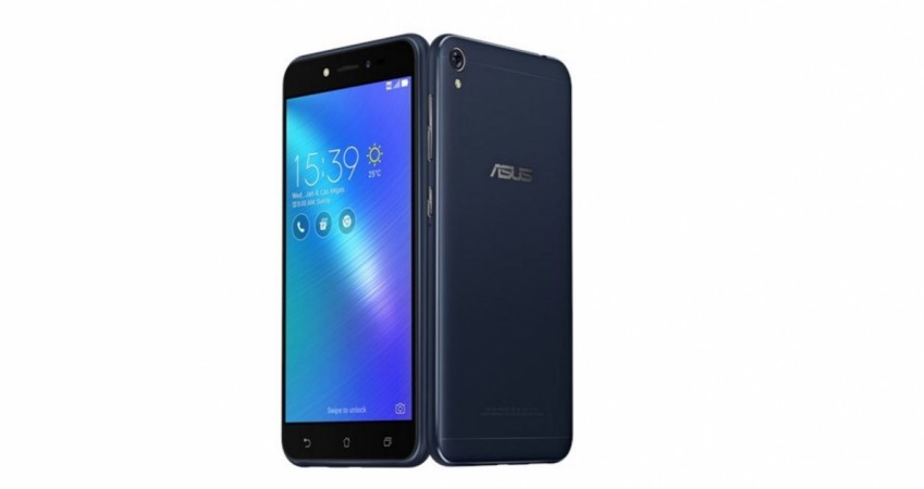 ASUS Zenfone Live with Real-time Beautification Technology ...