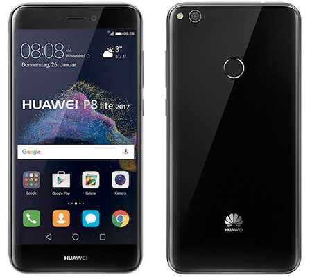 Download Huawei P8 Lite B130 Nougat Firmware [France]