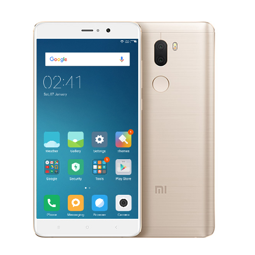 LineageOS 14.1 on Xiaomi Mi 5s Plus
